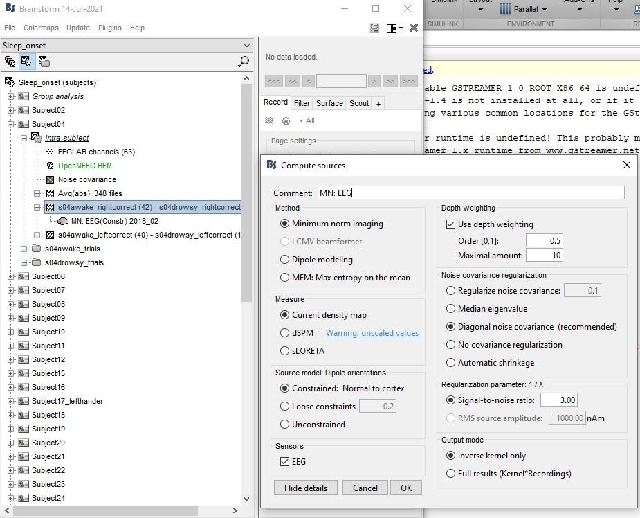sourcerecon_settings