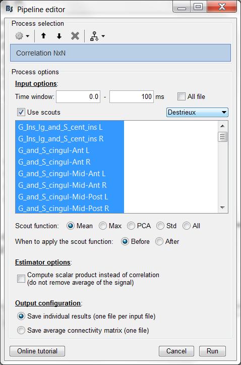 processConnectivityScouts